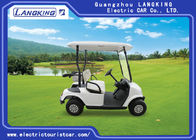 Powerful Electric Golf Club Car 2 Seater With ADC Motor 48V 3KW Low Speed Golf Car