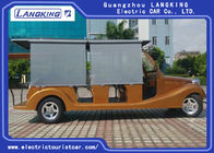 New Style 11 Seats Electric Vintage Cars 72 V/7.5KW For Hotel HS Code 8703101900