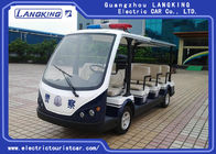 Multiple - Function 8 Person Electric Patrol Car For University Model Y083A